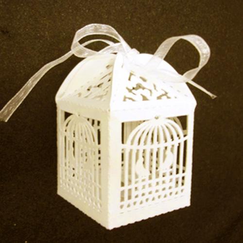 Birdcage Favour Box