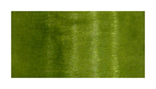 Lime Green Organza Ribbon