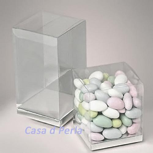 PVC Box - Silver Base