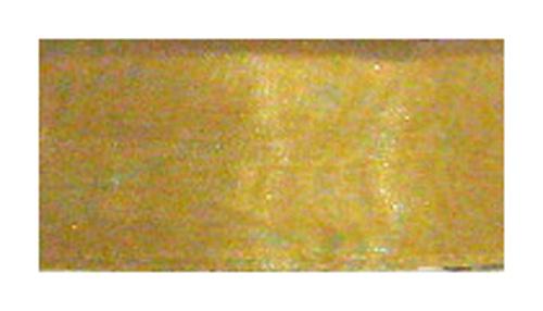 Pale Gold Organza Ribbon
