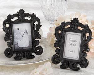 Baroque Black Frame