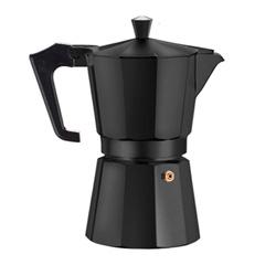 Caffettiera Nero