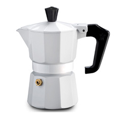 Caffettiera  Bianco
