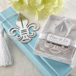 Fleur-de-Lis Bookmark