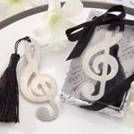 Musical Bookmark