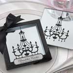 Chandelier Mirror Coasters