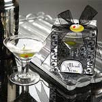 Cocktails - Martini Candle