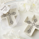 Blessings Cross Trinket Dish