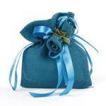 Bags - Aqua Blue (Pkt 10)