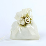 Bags - Ivory (Pkt 10)