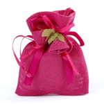 Bags - Hot Pink (Pkt 10)