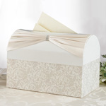 Ivory - Wedding Card Box