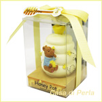 Honey Pot Scented Candle