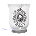 Jewelled Candle Holder